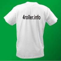 Футболка 4roller.info t-short