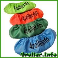 Бахилы для роликов 4roller.info blue