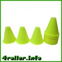 Конусы для слалома 4roller.info cones yellow