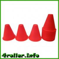 Конусы для слалома 4roller.info cones orange
