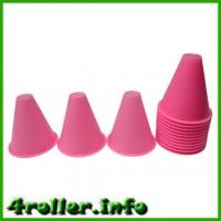 Конусы для слалома 4roller.info cones pink