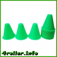 Конусы для слалома 4roller.info cones green