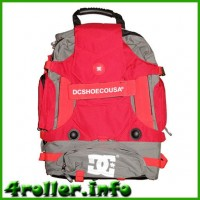 Рюкзак DC bag RED