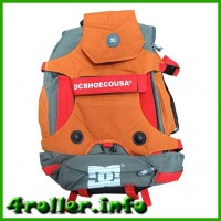 Рюкзак DC bag ORANGE