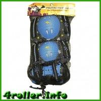 Комплект детской защиты Explorer raser blue