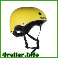 Шлем Powerslide Allround yellow