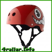 Triple Eight Maloof Helmet red