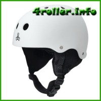 Triple Eight Junior Rubber Snow Helmet