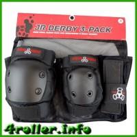 Комплект детской защиты Triple Eight Derby 3-pack