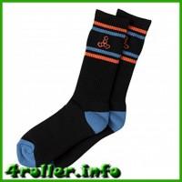 Носки для роликов Triple Eight black/blue