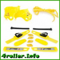 Кастум Seba Custom Kit yellow FR