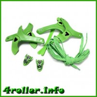 Кастум Seba Custom Kit green-trix