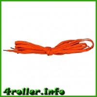 Шнурки Seba orange